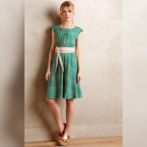 Anthropologie Maeve Evaline Dress